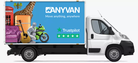 07bd87453b Move Anything Anywhere. FREE Delivery Quotes - AnyVan.com